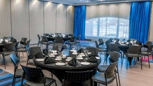 Gauguin function room of L'Hôtel Québec by JARO Hotels of Quebec City