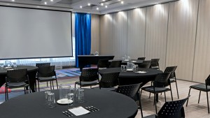 Van Gogh function room of L'Hôtel Québec by JARO Hotels of Quebec City