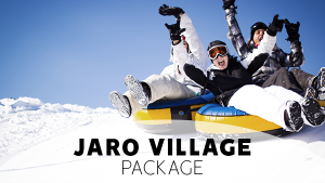 JARO Village Package by JARO Hotels of Quebec City