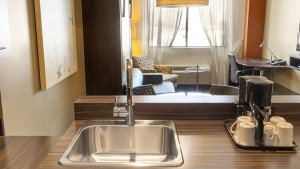 Great Trendy Suite with 2 rooms of Hotel Must by JARO Hotels of Quebec City (type #12)