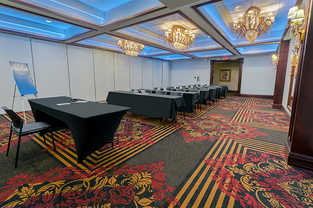 Amboise Function Room of Hotel Palace Royal by JARO Hotels of Quebec City