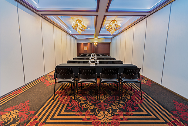 Chambord Function Room of Hotel Palace Royal by JARO Hotels of Quebec City