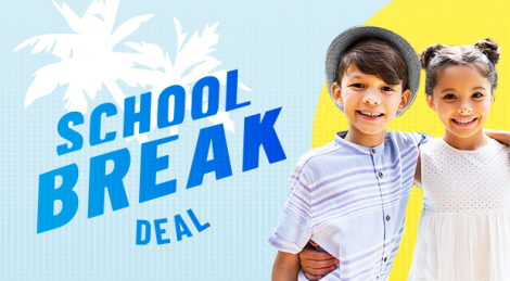 School Break Deal by JARO Hotels of Quebec City