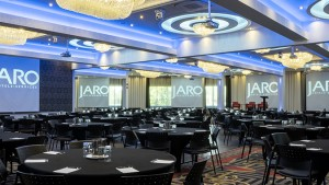 Ballroom of Hotel Plaza Québec by JARO Hotels of Quebec City