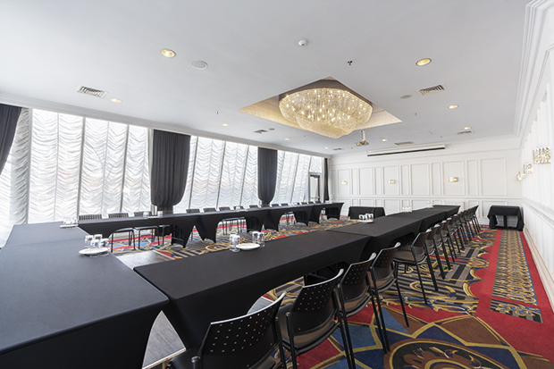 Beethoven function room of Hotel Plaza Québec by JARO Hotels of Quebec City
