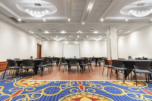Carmen function room of Hotel Plaza Québec by JARO Hotels of Quebec City