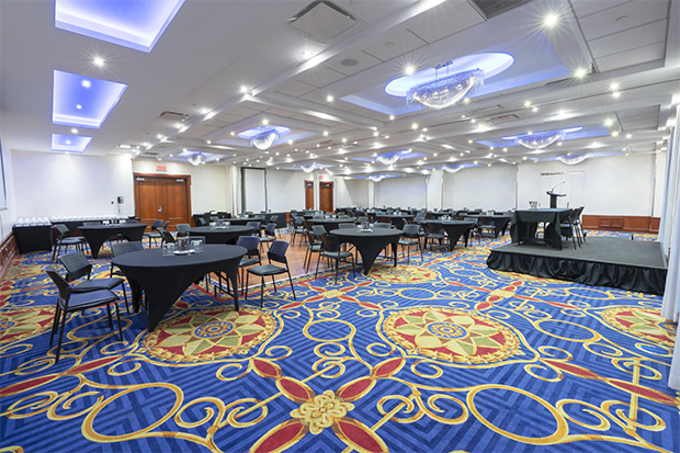 Chopin and Mozart Function Rooms of Hotel Plaza Québec (by JARO Hotels)