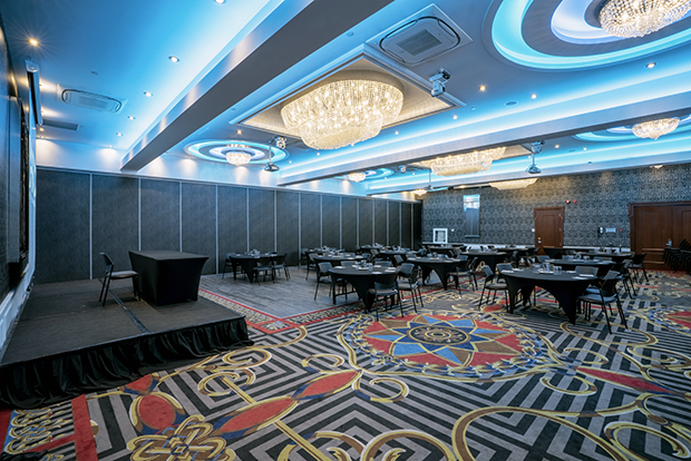 Plaza II function room of Hotel Plaza Québec (by JARO Hotels of Quebec City)