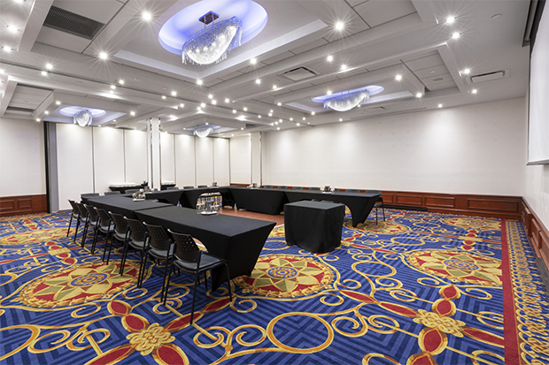 Vivaldi and Wagner function rooms of Hotel Plaza Québec by JARO Hotels of Quebec City