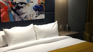 Scandinavian Suite of Hotel Québec Inn by JARO Hotels of Quebec City