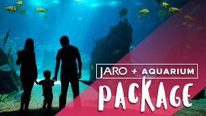 JARO Aquarium du Quebec Package of JARO Hotels in Quebec City