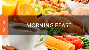 Morning Feast - Hotel Must