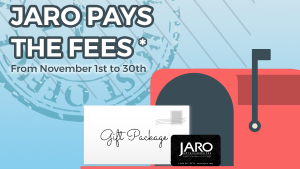 JARO Hotels pay the fees