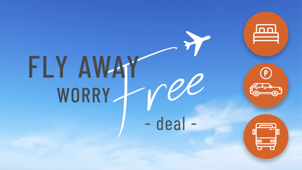 Fly Away Worry Free - Hotel Must | Quebec City Airport