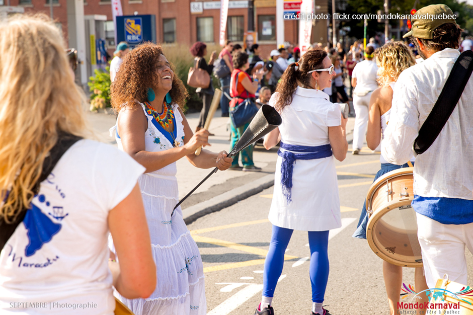 Join the MondoKarnaval festivities to Celebrate Labour Day