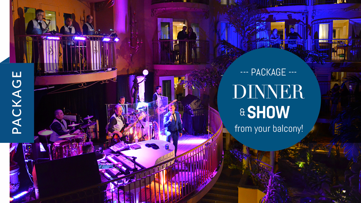 dinner & show package