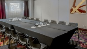Fontainebleau Function room at Hotel Palace Royal (by JARO Hotels)