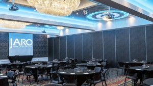Plaza II function room of Hotel Plaza Québec by JARO Hotels of Quebec City
