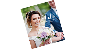 Wedding Brochure of Hotel Québec Inn by JARO Hotels of Quebec City