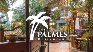 Les Palmes restaurant at Hotel Québec Inn by JARO Hotels of Quebec City