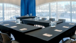 Morisot function room of L'Hôtel Québec by JARO Hotels of Quebec City